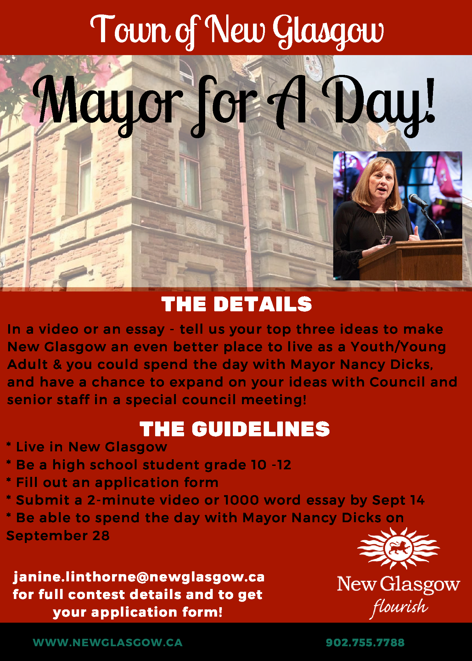 Mayor 4 a Day